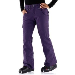 NWOT - Bonfire snowboard pants